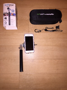 Selfie Stick (compatible with cellphones & GoPros)- $10