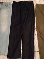 Selling size 34 waist 32 length pants and shorts