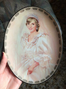 Princess Diana Plate - St. Thomas