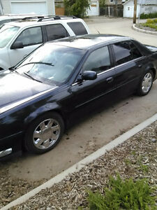 2001 Cadillac DeVille & DTS Other