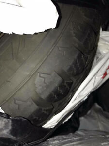 Hardly Used 195-R14 Tires and Rims