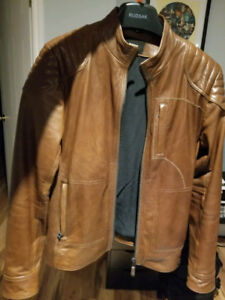 Manteau en cuir Rudsak / Rudsak leather jacket