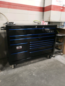 Snap-on tool box w Power drawer