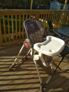Fisher-Price  High feeding Chair