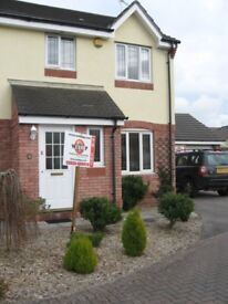 3 Bedroom house with garage and off road parking Bridgend