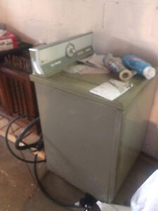 Free washing machine. <scrap>