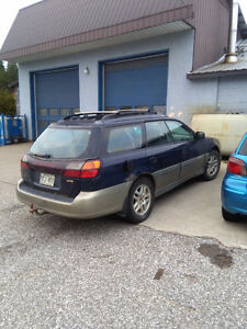 2002 Subaru Outback Familiale