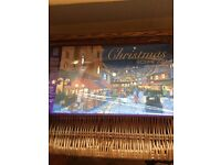 Limited edition Christmas market jigsaw/WHSmith. 2004.