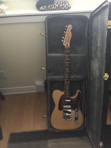 Fender 60th anniversary deluxe Nashville power telecaster