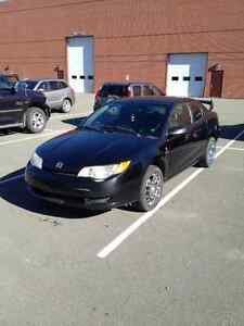 2007 Saturn ION Quad coupe Other