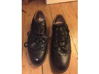 Ghillie brogues - size 10 / 11
