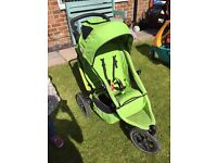 Phil & Ted's sport pushchair