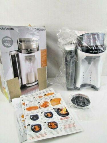 Baby Brezza Formula Pro Advanced Baby Formula Mixer With Milk Temperature Tester