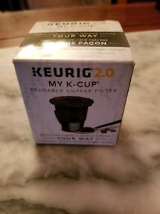 Keurig 2.0 My K-cup