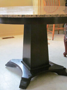 CHRISTMAS IS COMING! QUALITY GRANITE DINNING TABLE