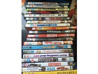 Massive selection of DVDs £1 -£1.50 each