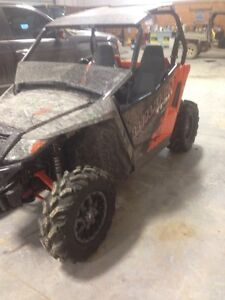Arctic cat wildcat 700 trail limited edition  Stratford Kitchener Area image 2