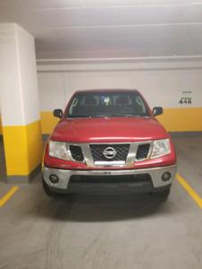 Nissan frontier vente