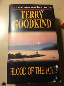 Blood of the Fold - Terry Goodkind