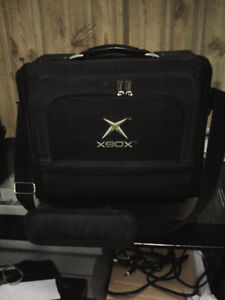 Carrying case storage travel bag for XBOX Console