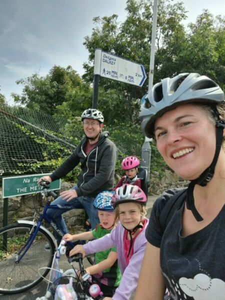 Seeking Kind Person to Mind our 3 Kids in Dalkey (c. 30 hours)