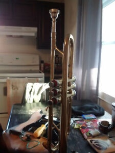 Heimer trumpet no case - also considering trades for?