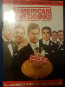 American Wedding DVD
