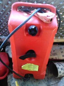 Portable gas tank 40L