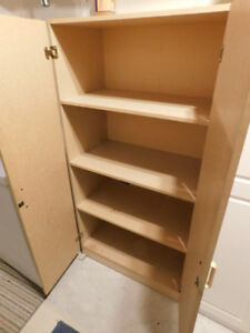 Storage/pantry cabinet
