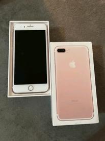 Iphone 7+ (Rose Gold)