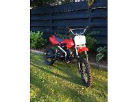 Loncin pit bike (125cc)