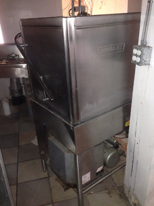 Industrial Hobart Dishwasher