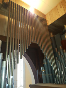 Music Chimes 25 Note 4 feet wide by 6 feet tall assembly
