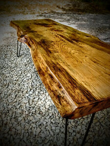 Locally Milled Live Edge Furniture by Ruztikcharms