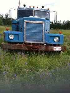 1965 HAZE CLIPPER ANTIQUE TRUCK Strathcona County Edmonton Area image 1