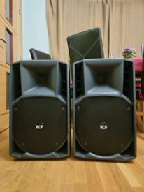 RCF Art 722-A Speakers