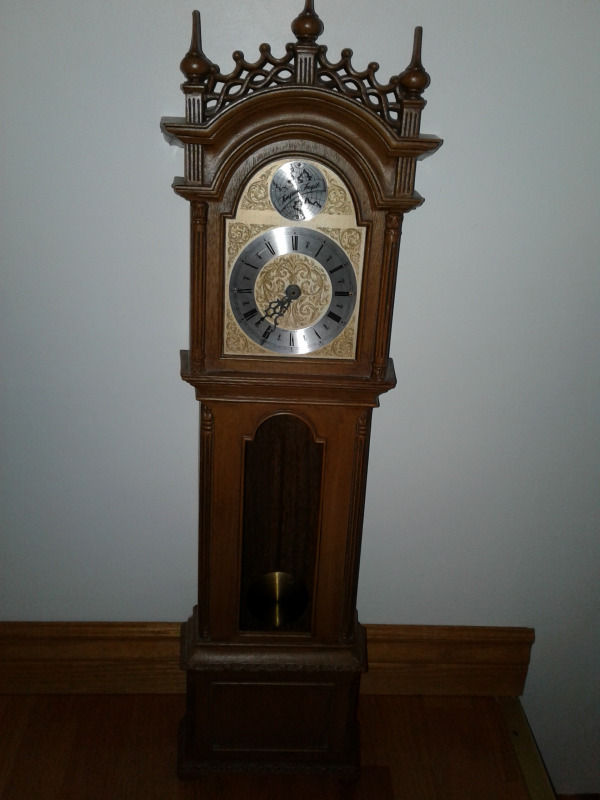A Tempus Fugit clock for only $30