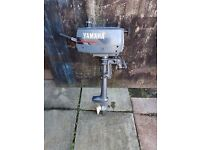 Yamaha 2hp shortshaft outboard
