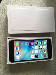 iPhone 6 plus 128 GB like new + Apple care plus