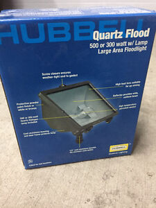 Hubbell 300W Floodlight