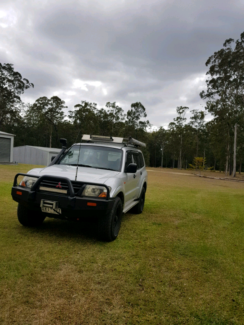 01 pajero swaps for something quick Yarravel Kempsey Area Preview