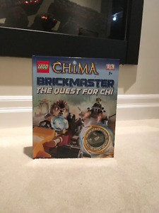 Lego Chima Brickmaster - The Quest for Chi - Complete Set