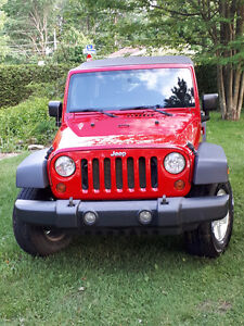 2009 Jeep Wrangler X Unlimited