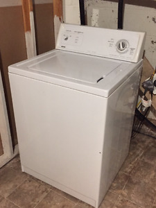 Kenmore Washer/ Moffat Dryer for sale (together OR Separate)