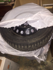 """Studded Winter Tires for Sale (17"""")"""