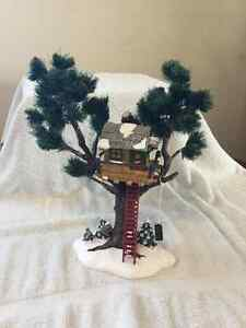 Dept 56 Treetop Tree House (retired) Windsor Region Ontario image 1
