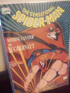 The Sensational SPIDER-MAN Marvel Comic