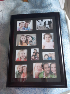 Jewelry box picture frame