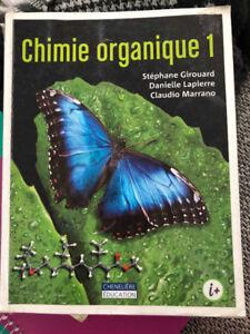 Chimie organique 1 - Girouard, Chenelière