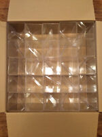 Acrylic Display Cases - Beanie Babies - Action Figures -